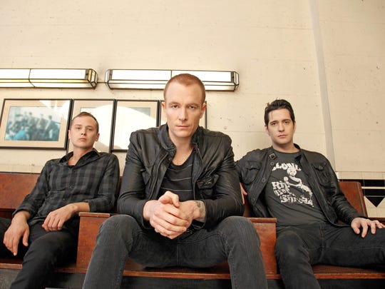 Eve 6 has released four albums since its 1998 self-titled debut.
