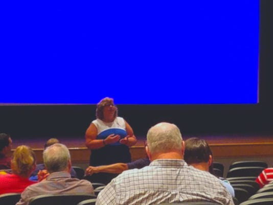 Patty Dailey Lewis BBF Presents 1