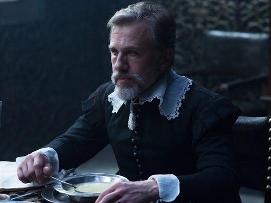 """Two-time Oscar winner Christoph Waltz stars in """"Tulip Fever."""""""