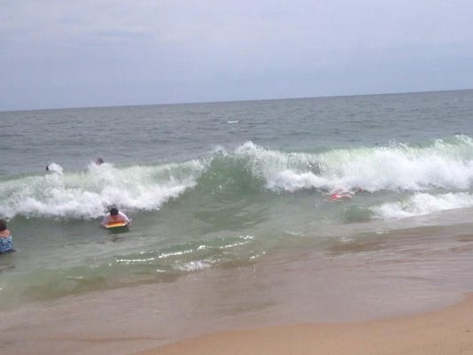Rehoboth swimmers