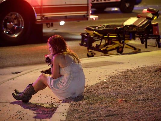 AP APTOPIX LAS VEGAS SHOOTING A USA NV