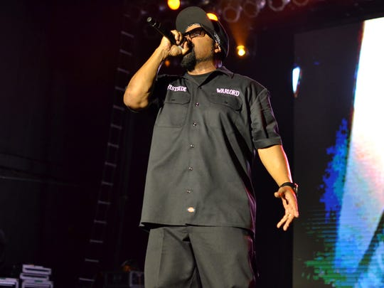 Ice Cube performs at the Eagles Ballroom at the Rave