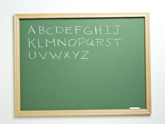 Bay city kindergarten teacher marks 45th year in classroom for Blackboard hampton