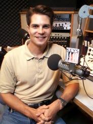 1440 KEYS talkshow host Eric Von Wade 2012.