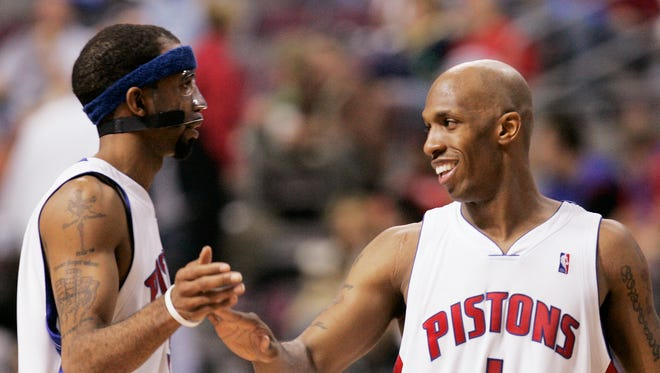 Chauncey Billups is coming off an injury in the offseason and is working to stay healthy and play through the Big3 season.