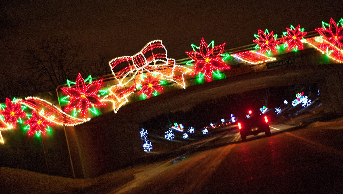 Flooding closes Wayne County Lightfest for 3rd day