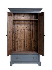 Elegant and functional, an armoire is a solid investment