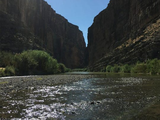 Big Bend National Park draws 300,000 visitors a year,
