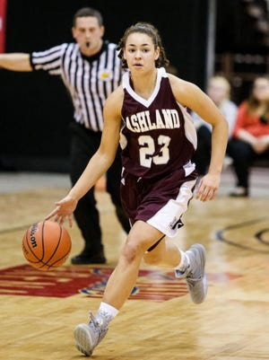 Ashland Blazer junior Mykasa Robinson committed to Louisville in April