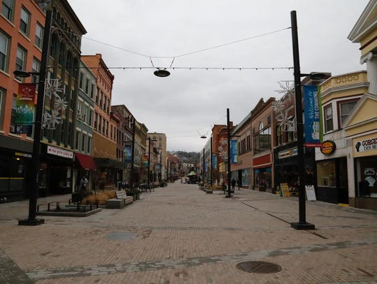 The Ithaca Downtown Alliance is trying a second time