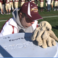 Longtime Manager inspires Trojans from the sidelines