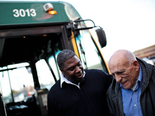 Retiree S Last Bus Ride Home Leads To Sweet Surprise