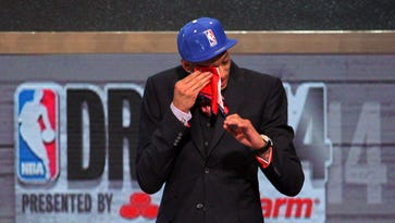 Relive Isaiah Austin getting drafted by NBA