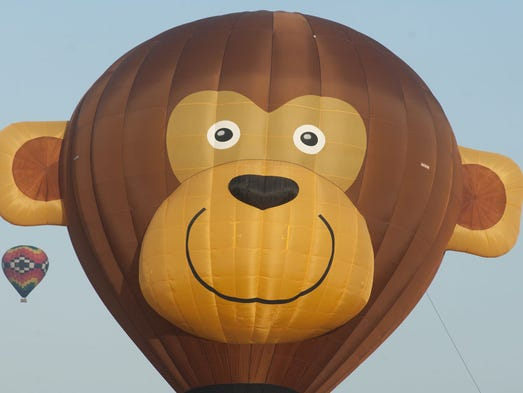balloon classic about to take flight again