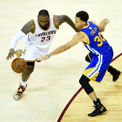 The Cavaliers and Warriors will meet in the NBA Finals