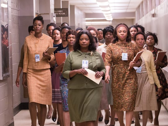 "Octavia Spencer, leading the charge at NASA and in Hollywood, in ""Hidden Figures."""