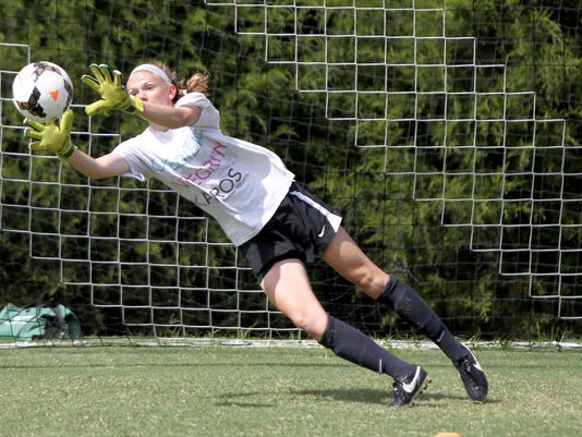 Kaylee Hammer, state soccer preview