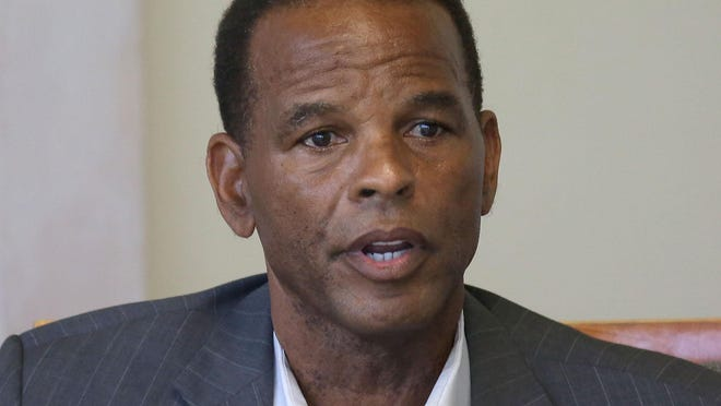 Ricky Wright, the retired principal of Palm Springs High School, wants to engage more people - especially young adults - in the political process.