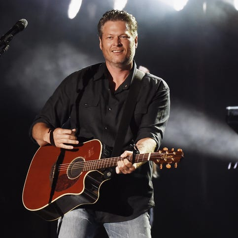 Ready for Blake Shelton at Dick's Open? Here's the scoop on his latest album