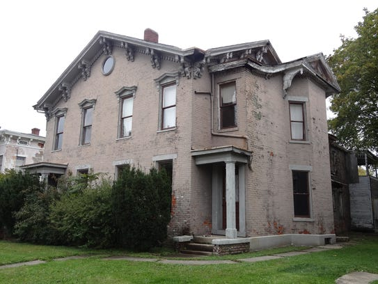 This photo shows what the home at 231 N. 10th St. in