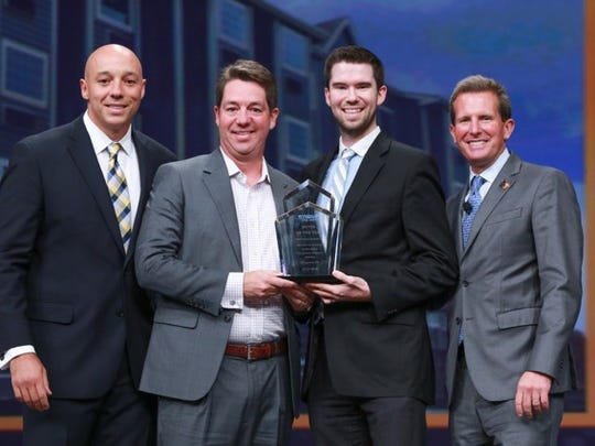 The Georgetown Microtel Hotel won several Wyndham Hotel awards, including Microtel Hotel of the Year and Wyndham Hotel of the Year.