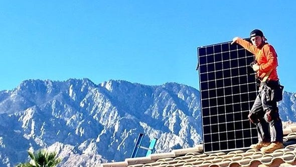 Whether California residents lease or purchase a solar