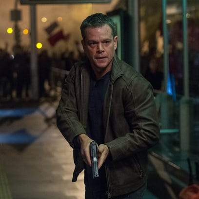 """""""Jason Bourne"""" (July 29): Matt Damon's superspy reappears on the world's intelligence scene with many of his memories returned as well."""