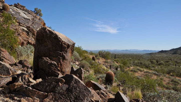 Geology buffs will find much to admire at Skyline Park