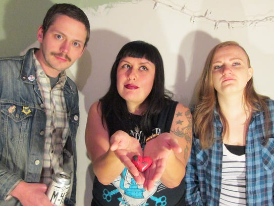 Lansing punk rockers City Mouse will appear at the