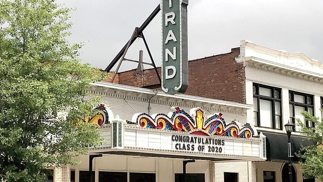 The reopening of Strand Theater in Sturgis was expected to occur this month, but has been pushed back to at least mid-August.
