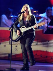 Melissa Etheridge performs on Sept. 13, 2014 in Baltimore.