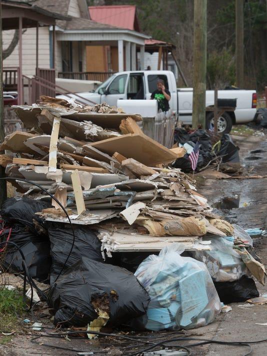 Century Tornado Cleanup