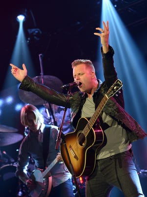 Matthew West will be among the acts performing for opening day of Lifest on July 9 in Oshkosh.