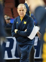 Michigan head coach John Beilein entertained the possibility