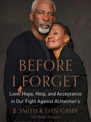 B. Smith's book, written with her husband, Dan Gasby,