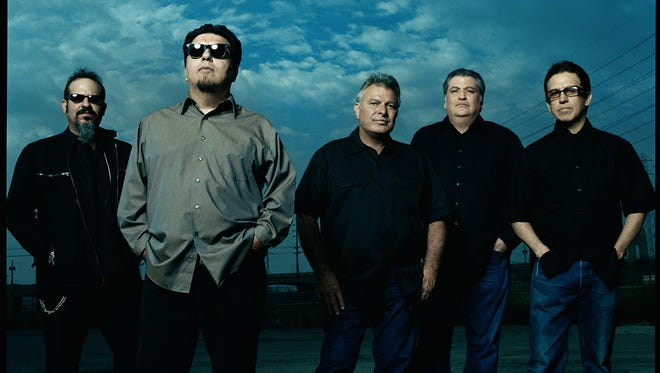 Los Lobos will perform at Clearwater's Great Hudson River Revival Festival.