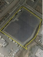 The Carlstadt Borough Council unanimously approved a lease agreement to establish a solar farm at the former Scientific Chemical site at Paterson Plank Road and Gotham Parkway.
