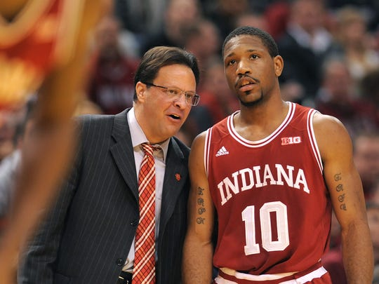 Evan Gordon started three games for the Hoosiers in 2014-14.