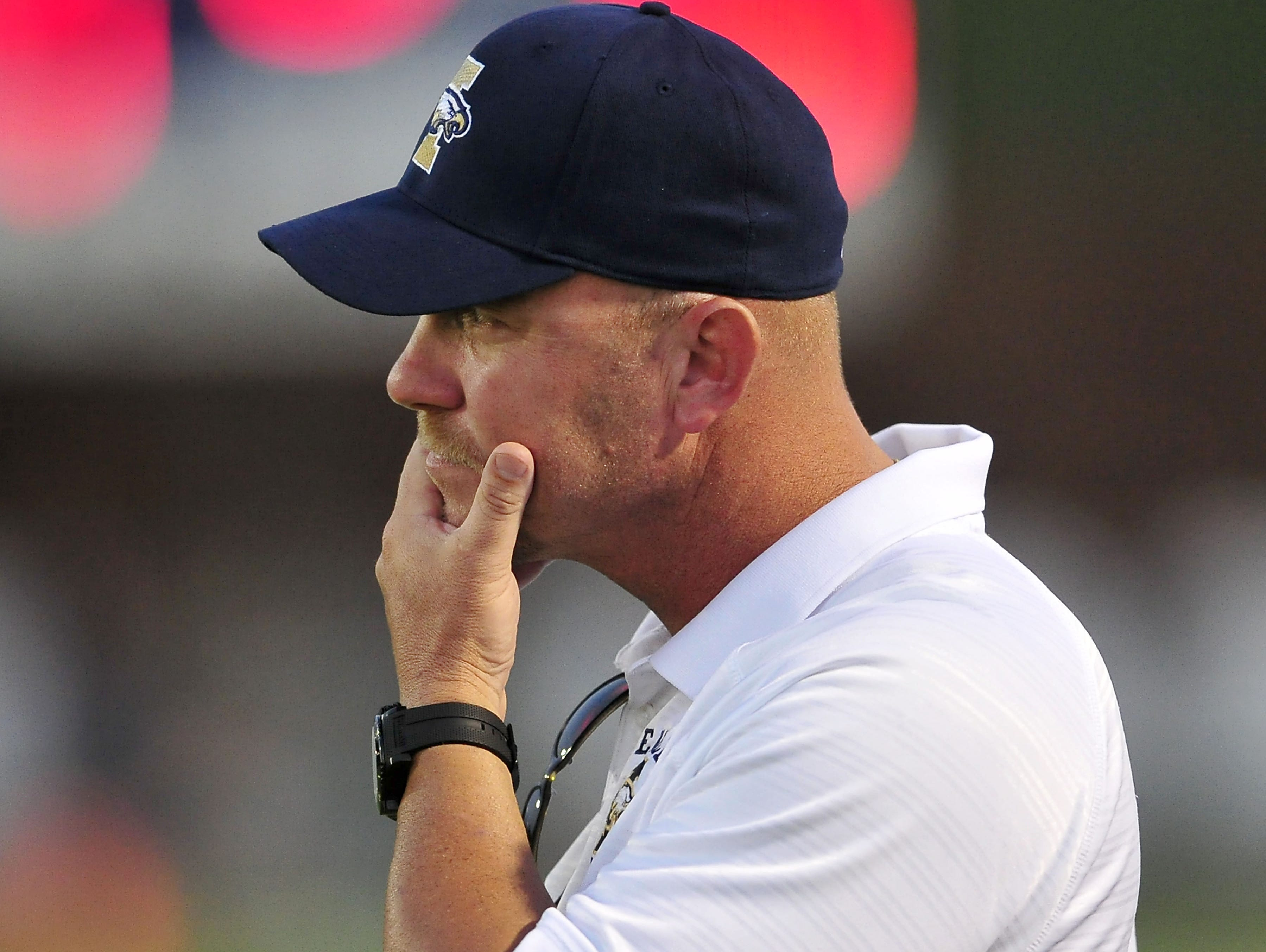 Independence Head Coach Scott Blade is a finalist for the Tennessee Titans High School Coach of the Year award.