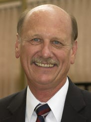 Former Brevard County Commissioner Chuck Nelson, a Republican, is one of two Republicans and three Democrats who are candidates for the District 2 County Commission seat now held by Republican Jim Barfield, who is not seeking re-election in 2018.