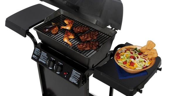 the best gas charcoal electric and portable grills for summer 2017. Black Bedroom Furniture Sets. Home Design Ideas