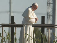 Pope Francis Photo Book Giveaway!