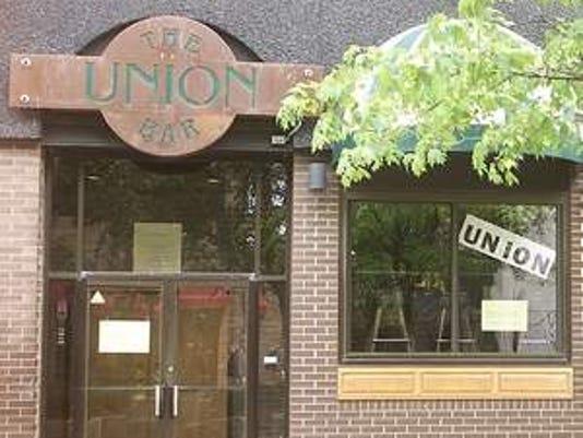 The Union Bar stock