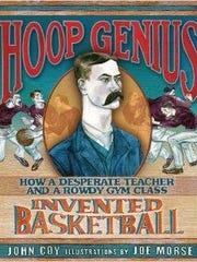 'Hoop Genius' by John Coy