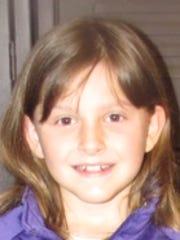 Zoe Mellott of McConnellsburg