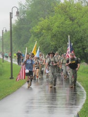 Special events have been planned on the trail such as the annual spring Kolor Run sponsored by Riverside Athletic Club and the Memorial Day Ruck Sack Walk held in honor of military veterans.