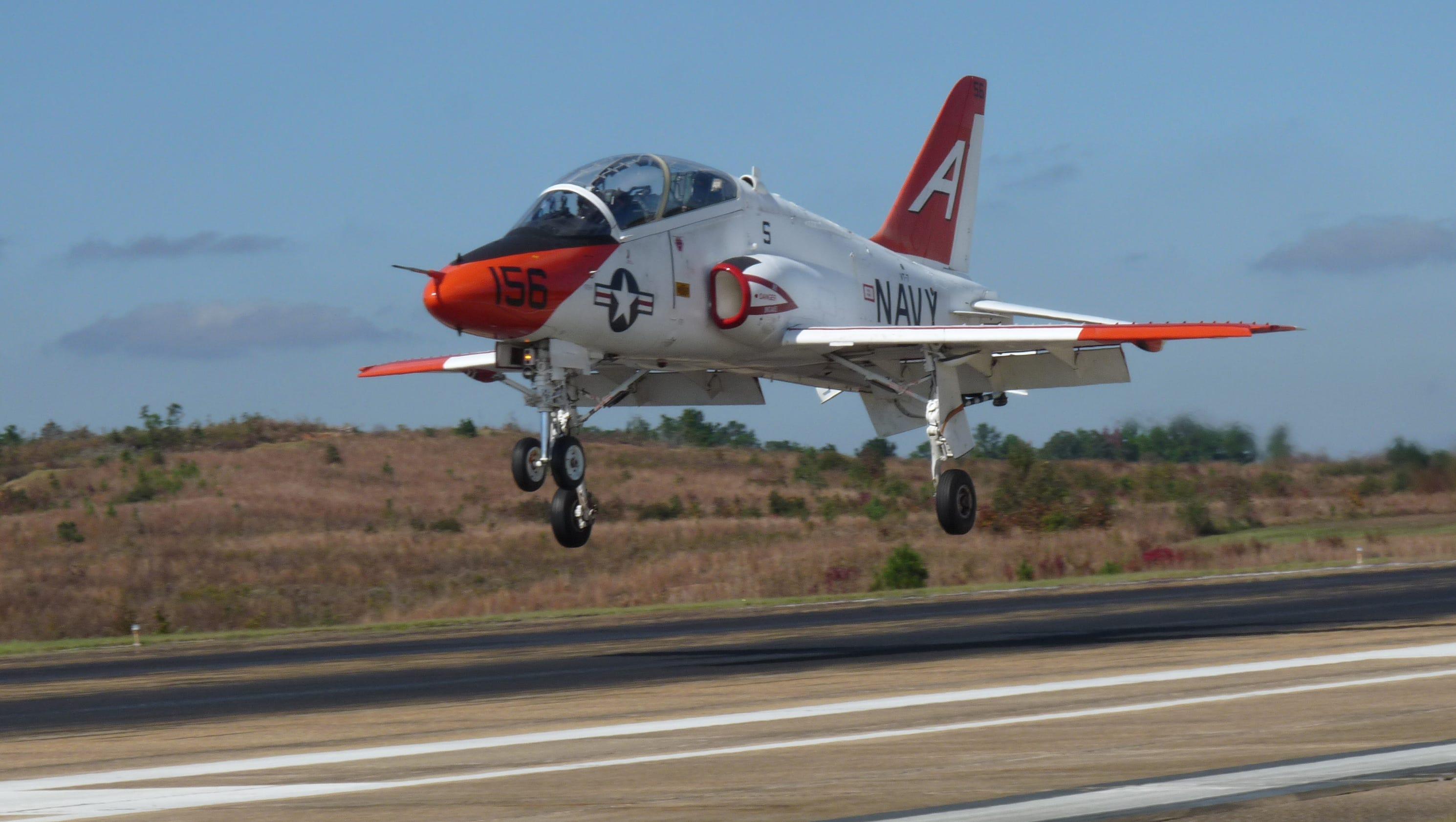 Navy Cause Meridian Nas Crash Under Investigation