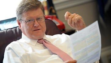 Congressman Mark Amodei to Nevada pot shop owners: 'Don't panic'