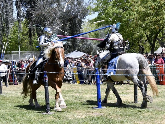 The 29th annual Tulare County Renaissance Festival