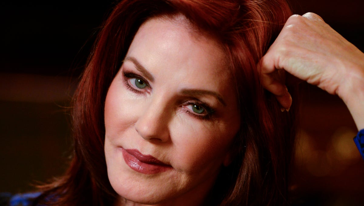 Priscilla Presley Talks About Revisiting Elvis With A Full Orchestra